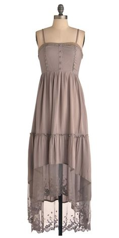 Oregon Trailing Dress