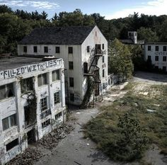 Henryton, has been knocked down but will never be forgotten. Maryland