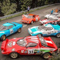 Stratos - Gentleman driver Sports Car Racing, Sport Cars, Race Cars, Vintage Racing, Vintage Cars, Strange Cars, Top Cars, Rally Car, Car Brands