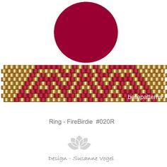 ARTIKELDETAILS: FireBirdie #020R  Peyote Ring Muster Perlen: Miyuki Delica 11/0 Größe: 1,2cm x 5,5 cm/ 0.47 x 2.17 Peyote - ungerade   >>>>>>>>>>>>>>>> Coupon-Codes: <<<<<<<<<<<<<<<<<  10% - Rabatt: 10PERCENTOFF (Mindestwarenwert: € 15,00) 15% - Rabatt: 15PERCENTOFF (Mindestwarenwert: € 20,00) 20% - Rabatt: 20PERCENTOFF (Mindestwarenwert: € 25,00) 25% - Rabatt: 25PERCENTOFF (Mindestwar...