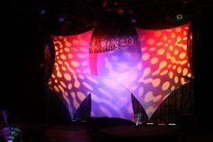 Theatrical Lighting Design by Greg Barrett, via Behance