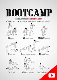 Visual Workouts