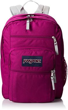 FINAL CLEARANCE JanSport Big Student Backpack - Mammoth Blue ...
