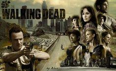 walking dead -