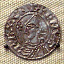 Cnut the Great (985/995 - 1035). Son of Sweyn I and Sigrid the Haughty. He succeeded his brother as King.