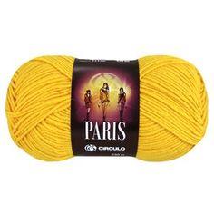 Lã Círculo Paris - 100g (230m)