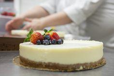 עוגת גבינה ושוקולד לבן עם סבלה ברטון