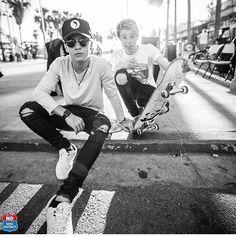 Jaden and Sean! New District, Chara, Captain Hat, Boys, Men, Fashion, Baby Boys, Moda, Fashion Styles