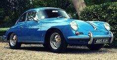 1962 Porsche 356 B Coupe Racer