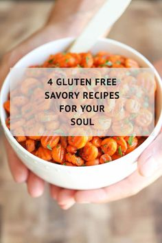 These gluten free savory recipes will warm your soul and are perfect to try in your kitchen for the winters as the temperatures begin to drop Your Soul, Gluten Free, Breakfast, Recipes, Food, Glutenfree, Morning Coffee, Rezepte, Sin Gluten