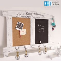 Un #truco para distraídos es colocar un perchero para las #llaves. También puedes optar por un tazón especial en la entrada de tu casa