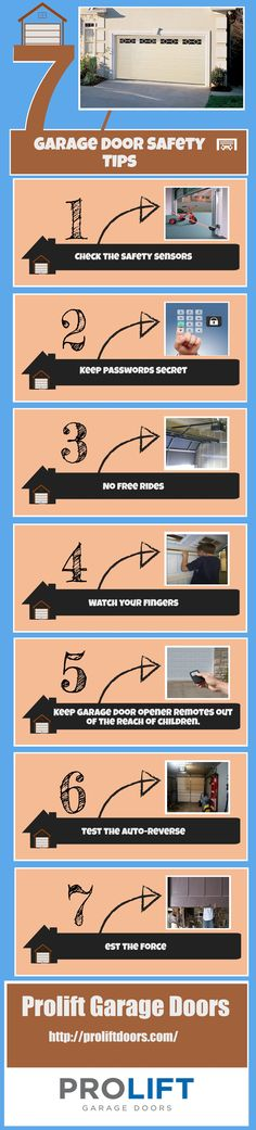 7 Garage Door Safety Tips Pro Lift Doors Residential Old