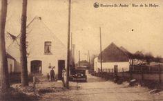 Rue de La Hulpe à Rosières St. André -Belgique