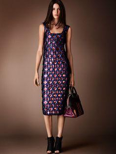 BURBERRY PRORSUM 2014年プレフォールコレクション   Fashionsnap.com