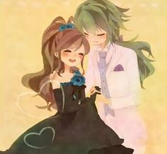 I ship these two as well! NxHilda