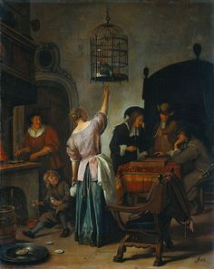 Jan Steen 009 - Jan Steen - Wikimedia Commons