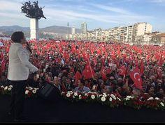 FLAŞ!.. AKŞENER İZMİR'DE KONUŞTU... TÜRKİYE SALLANDI!..