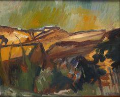 David Bomberg, Ronda Valley