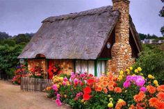 Is this real? The cutest cottage ever!