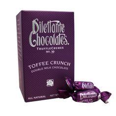 Toffee Crunch TruffleCremes