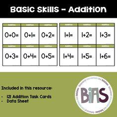 Basic Skills - Addit