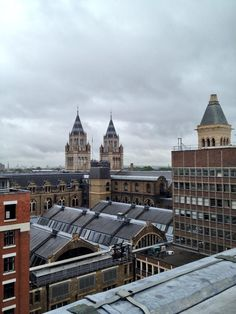 Twitter / sciencemuseum: Up on the roof today. Here's ...