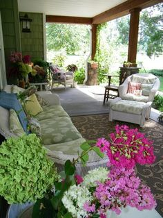 Porch Design Ideas, Inspiration, Pictures, Remodels and Decor