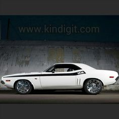 1970 Dodge Challenger Built by The Kindig-it Design Team