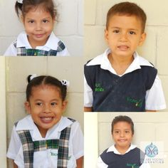 Meet a few Kinder students at Young Living Academy- Sofia, Italo, Valeria & Andy!