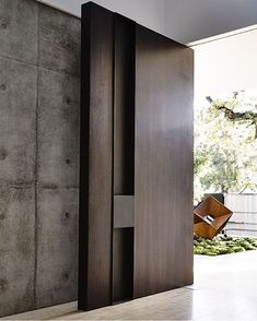 • Wouldn't mind heavy lifting this front door  • Kooyong Rd Residence   By…