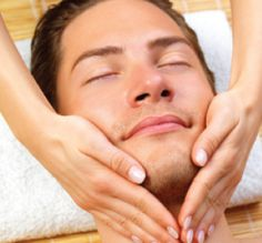 Facial spa for men think, that