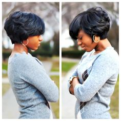 This is my goal February 2014!!! I just have to stop cutting my hair every two weeks.