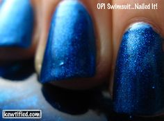 OPI Swimsuit...Nailed It! Opi, Rings For Men, Swimsuits, Cosmetics, Nails, Makeup, Beauty, Finger Nails, Make Up