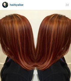 Pumpkin Spice Hair Ombre to Spice Up Your Autumn