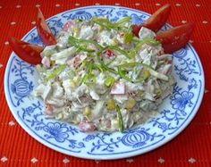 Kuřecí salát :: Domací kuchařka - vyzkoušené recepty