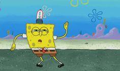 Spongebob Squarepants Dancing GIF - Find & Share on GIPHY