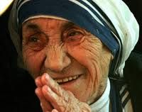 """""""I am not sure exactly what heaven will be like, but I know that when we die and it comes time for God to judge us, he will not ask, 'How many good things have you done in your life?' rather he will ask, 'How much love did you put into what you did?""""  ~Mother Teresa"""