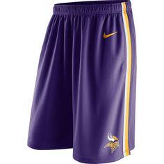 Nike Minnesota Vikings Purple Epic Shorts #vikings #nfl #minnesota