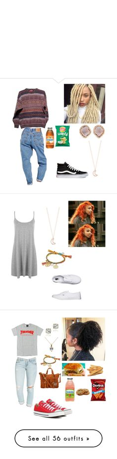 """"" by vinillabean01 ❤ liked on Polyvore featuring Vans, Kimberly McDonald, Full Tilt, WearAll, Venessa Arizaga, Converse, Glitzy Rocks, Gioelli, MICHAEL Michael Kors and UGG"