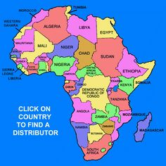 Trait: Geography  There are 54 countries in Africa. They are all on the Indian ocean.