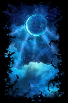Bohemian Pages: Once in a Blewe Moon###