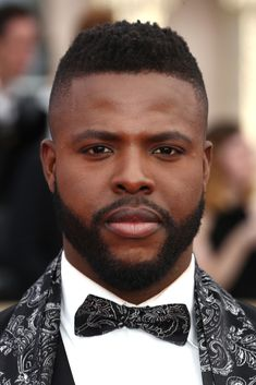 I could talk about them forever but today we need to chat about a certain Jabari. A man who will no doubt one day become my husband: Winston Duke. My Black Is Beautiful, Beautiful Men, Beautiful People, Youtubers, African American Actors, Chocolate Men, Black Panther Marvel, Pretty Eyes, Male Beauty