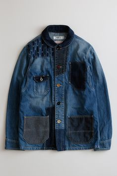 PATCHWORK COVERALL 2YR WASH