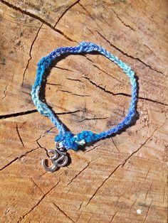 Mirtusz: Balatoni Emlék - Horgolt türkiz karkötő Bracelets, Jewelry, Jewlery, Jewerly, Schmuck, Jewels, Jewelery, Bracelet, Fine Jewelry