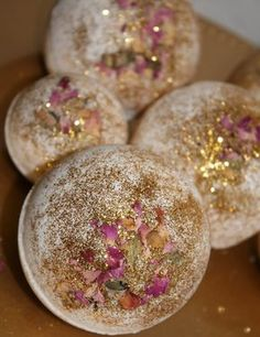 Handcrafted, Organic, Vegan, no GMO Beast Bath Bomb! The Enchanted Rose Beast Bombs are inspired from Beauty & the Beast. My daughter, the creator of the bomb, is a huge fan of the movie. This Beast o