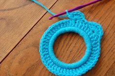 tutorial haken rond ring