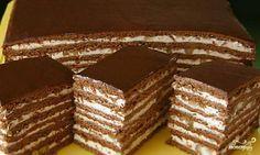 """Торт """"Нутелла"""" - пошаговый рецепт с фото на Повар.ру"""