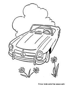 25 Najlepsich Obrazkov Z Nastenky Auta Motorky Coloring Pages