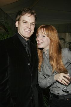 """Lauren Ambrose and Michael C. Hall Photo - Opening Of """"Mr. Marmalade"""" - After Party"""