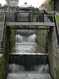 Lockport Locks Lockport, New York